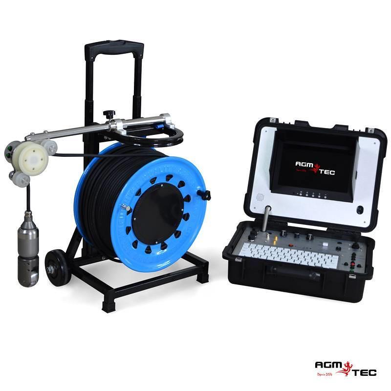 VERTICAM - Equipo para inspecciones verticales de AGM-TEC