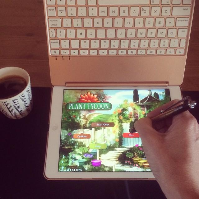 Hoe speel je een game met een toetsenbord aan je iPad?