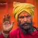 Sâdhu à Allahabad (Inde) - Sadhu in Allahabad (India) by  Jean-Yves JUGUET 