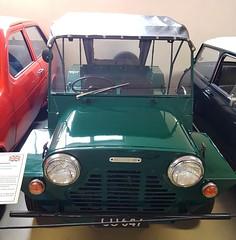 Austin 1965 Mini Moke.   scm.3.18