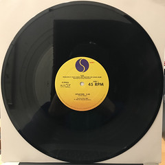 YAZ:SITUATION(RECORD SIDE-A)