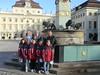 Самарские спортсменки посещают Ратушу, зоопарк, дендрариум, спортивно молодежный союз.