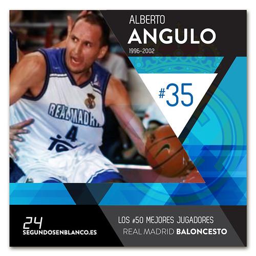 #35 ALBERTO ANGULO