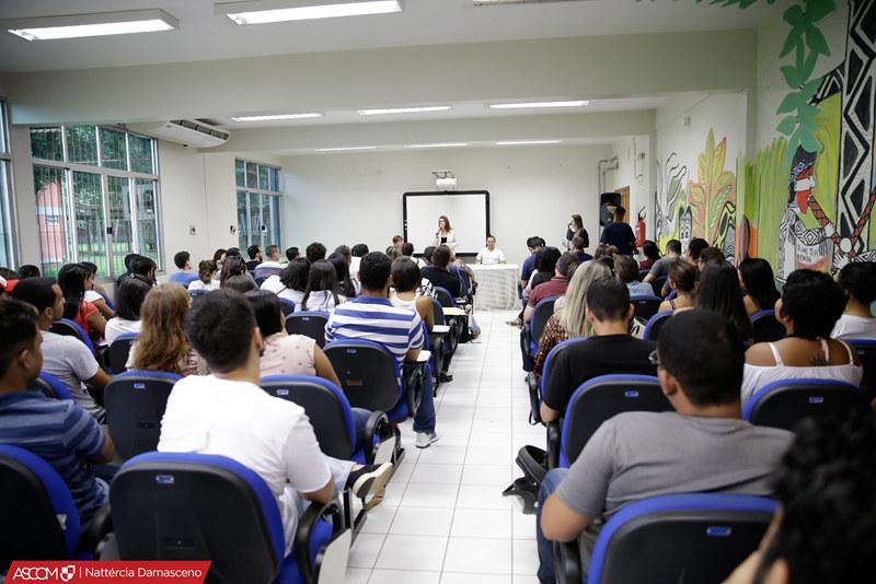Aula inaugural dos cursos de pós-graduação