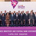 President Nakao attends ASEAN Finance Ministers' and Central Bank Governors' Joint Meetings