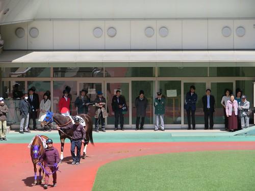 福島競馬場の騎手待機所