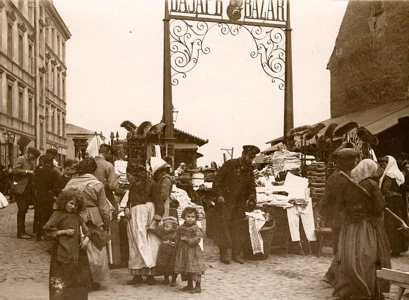 Bazar Rozycki nel 1892