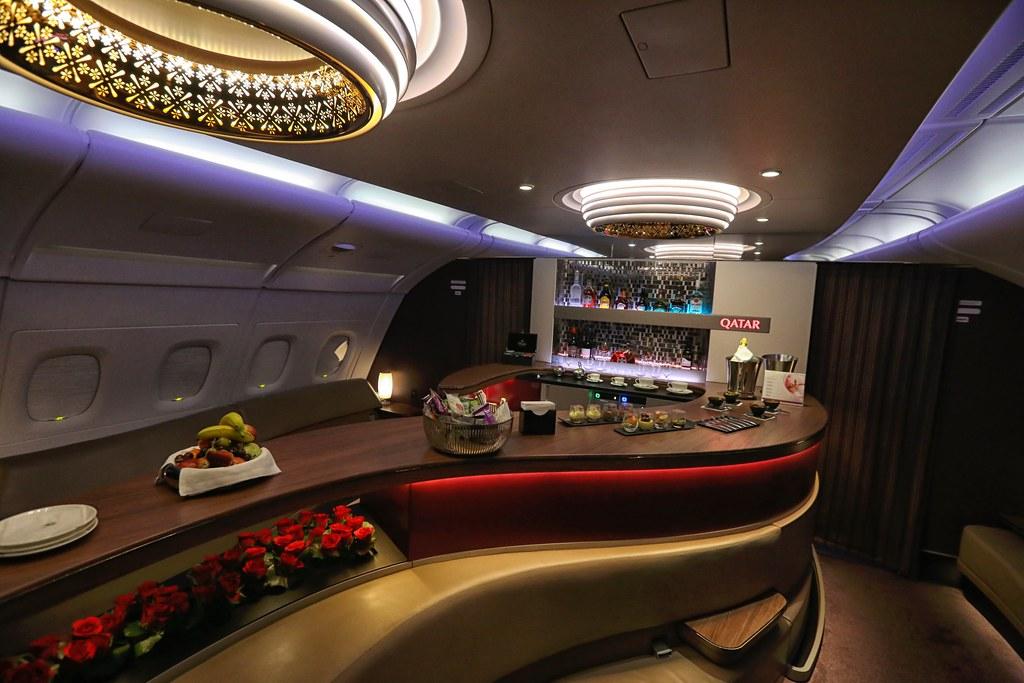 Qatar A380 First Class 61