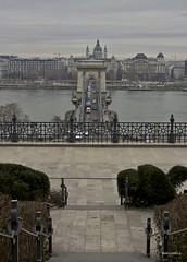 Budapest, Puente de las cadenas// chain bridge