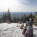 Kodak moment on McDonald Mountain