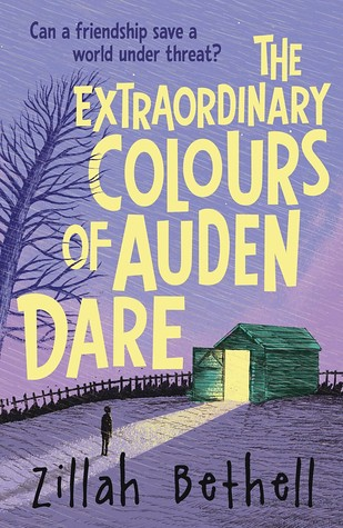 Zillah Bethell, The Extraordinary Colours of Auden Dare