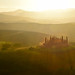 Morning in Tuscany by Rick Elkins