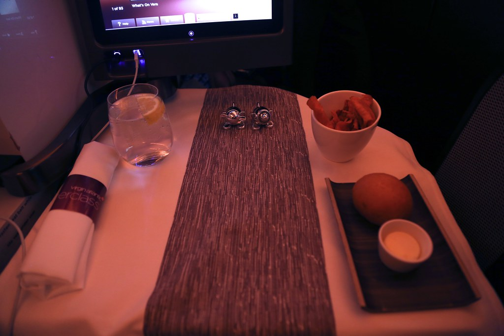 Virgin Atlantic Upper Class 33