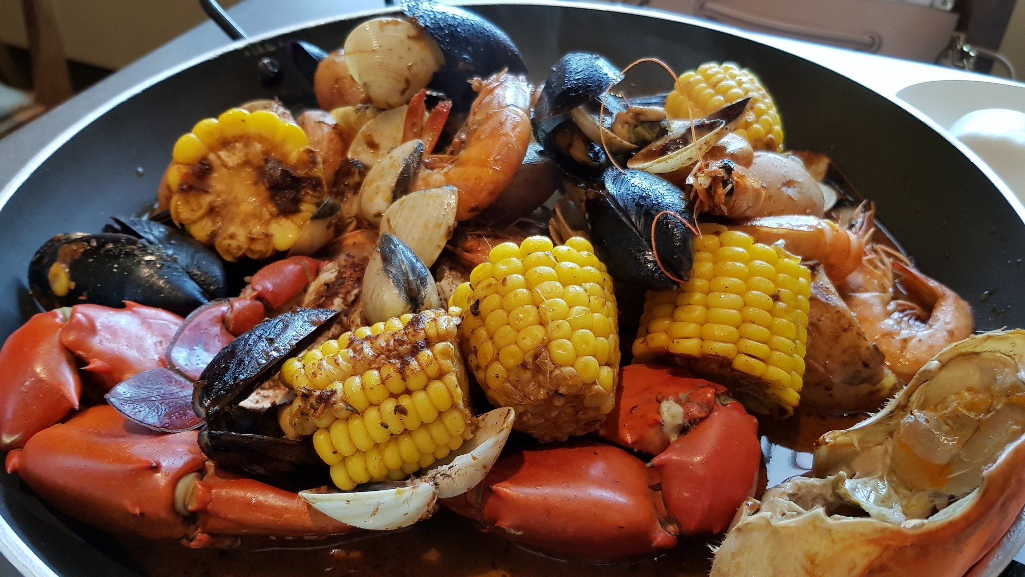4. Baked Seafood 2