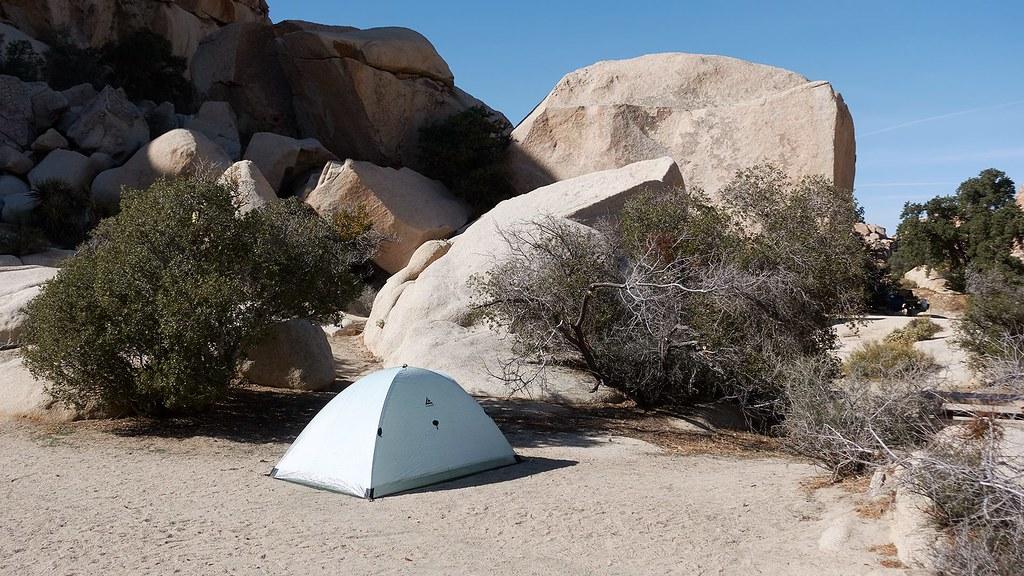 LOCUS GEAR Djedi DCF-eVent Dome Tent