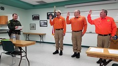 Swearing in ceremony 2018