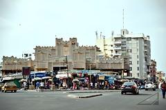 le marché Sandaga