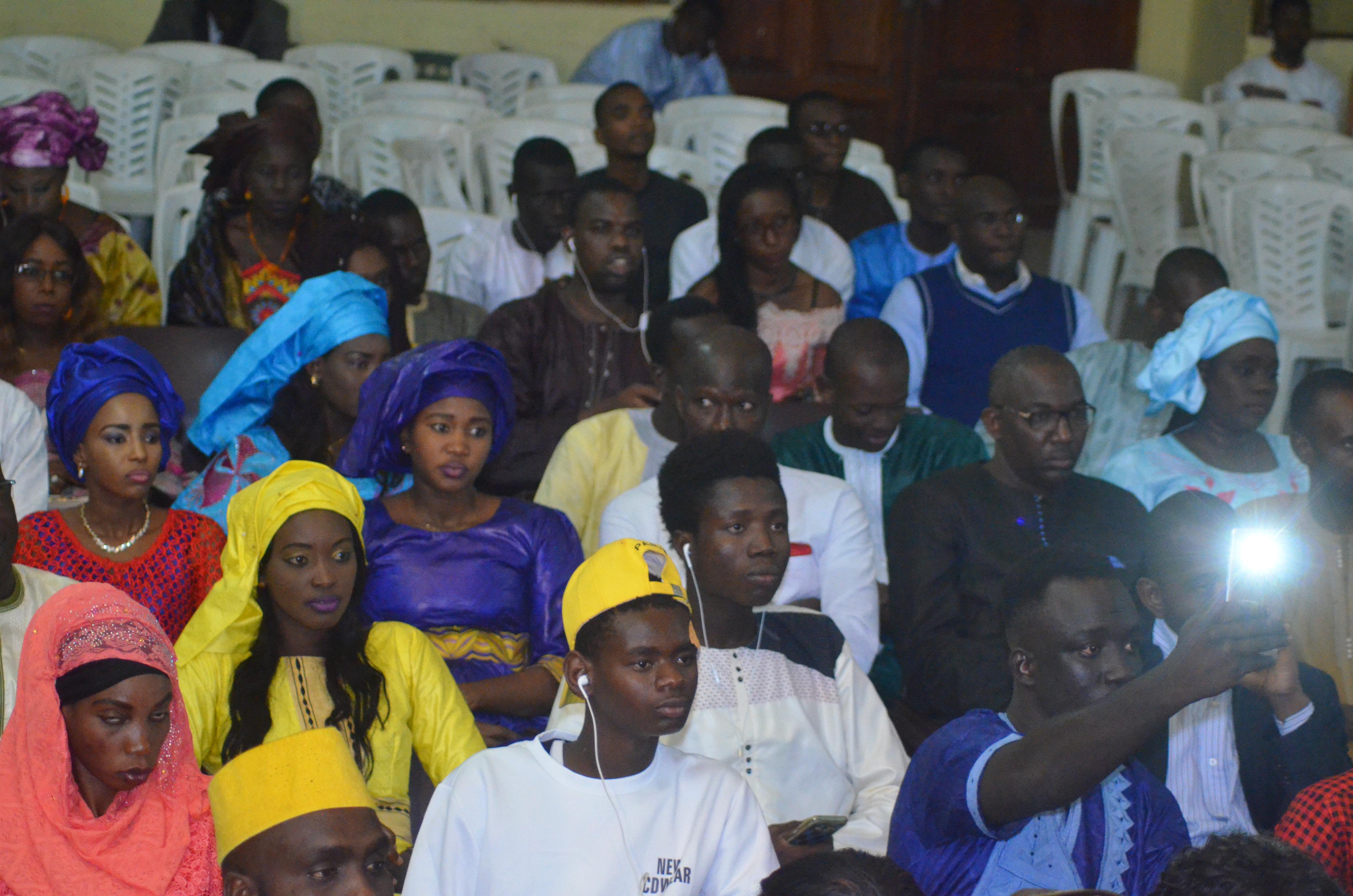 Première Edition soirée culturelle de l'Association Boyinadji Ma fierté de Bokidiawé, le parrain Bocar Abdoulaye Ly appelle à l'union des cœurs (26)