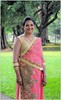 The Kandyan saree or Osariya, the national attire of Sri Lankan women