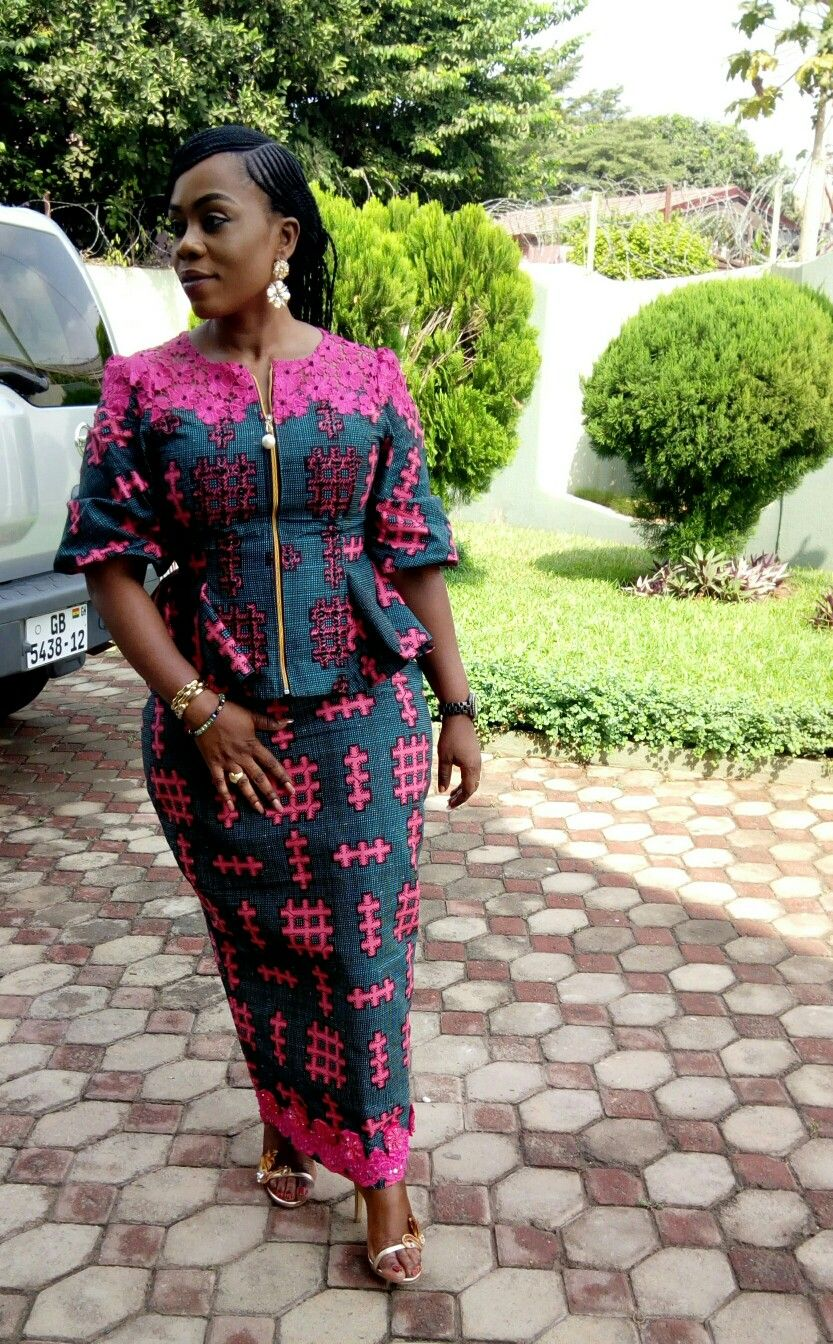Latest Ankara Styles For The Ladies With The Sexy Figure