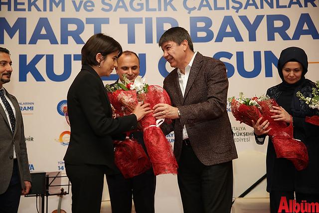 AntalyaBüyükşehir Belediyesi Tıp Bayramı Kutlaması-2