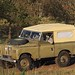 Land Rover Series IIA short-wheelbase utility 4x4, EGF 374B, 1964