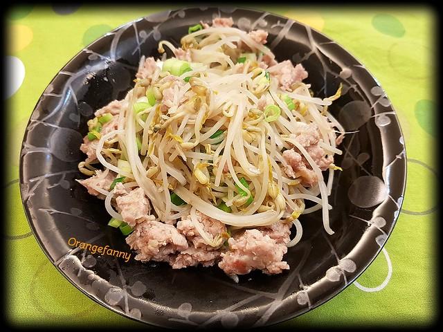 180316 豆芽菜炒絞肉(酒鹽口味)-02