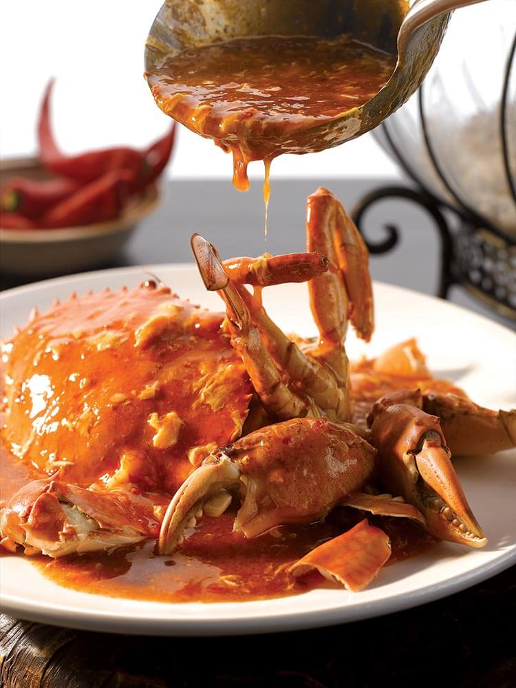 Ah Wok Chilli Crab