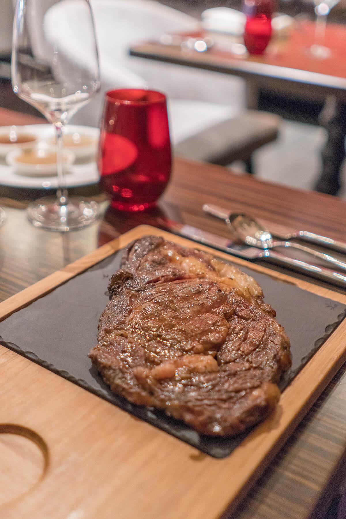 Bai Hotel Cebu Marble + Grain Steakhouse