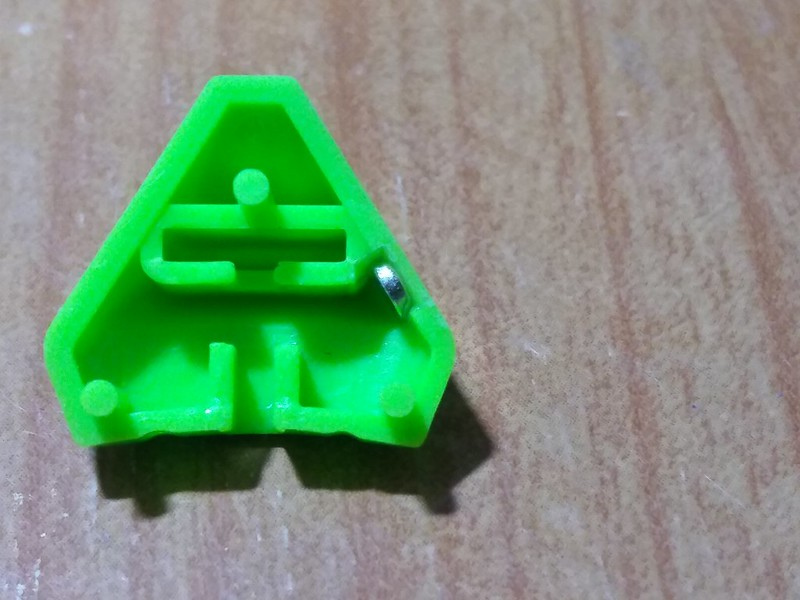 魔方格 星二代官方磁力版 磁鐵槽