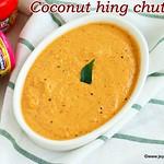 Hing chutney recipe