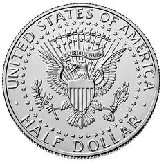 2018-P kennedy-half-dollar reverse