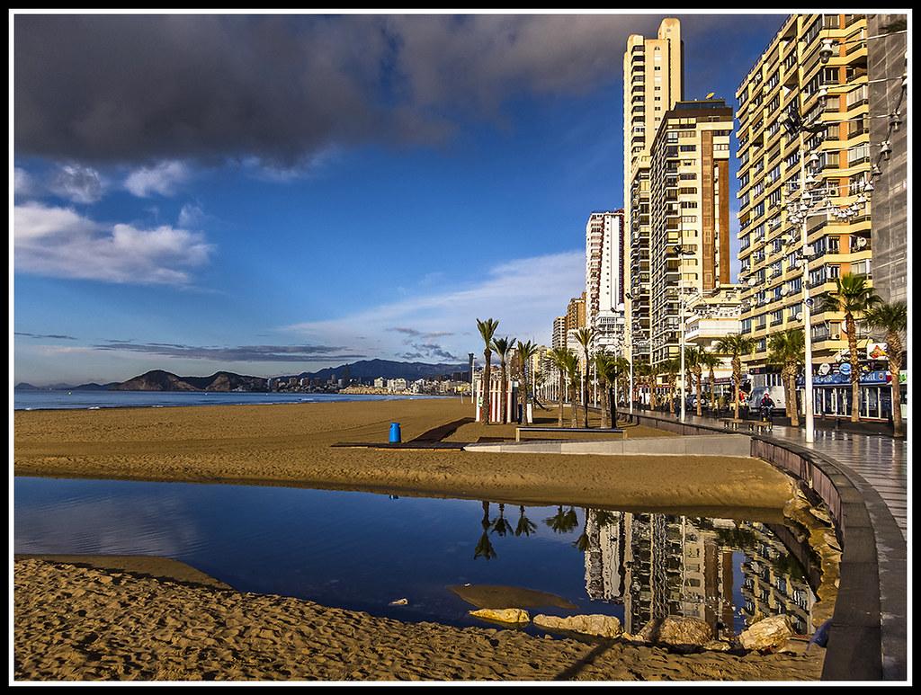 Hotels Near Palm Beach Benidorm