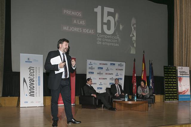 Premios 15 Competición actúaupm
