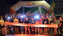 Start seriálu NN Night run v Ostravě vyšel na výbornou