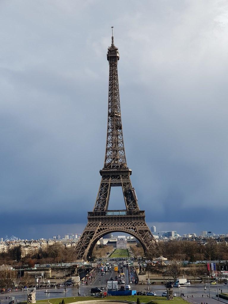 艾菲爾鐵塔 La Tour Eiffel-1