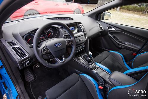Subaru WRX STI - Ford Focus RS 8000vueltas.com-80