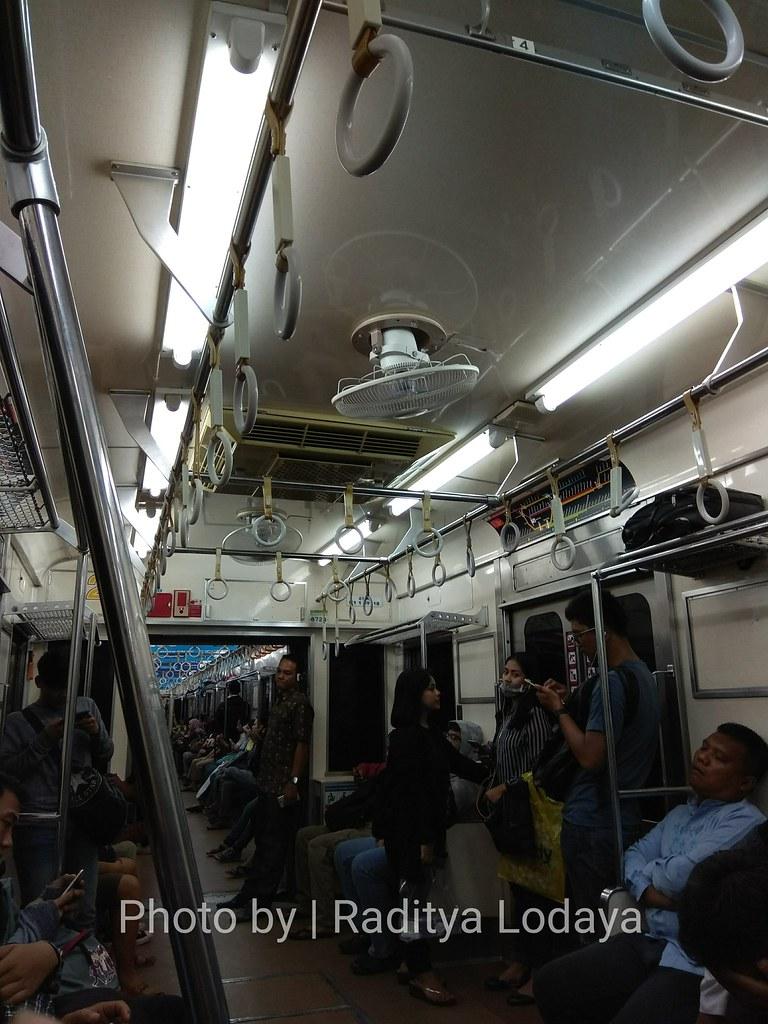 KRL Tokyu 8500 Series, Commuter Line Rasa Kereta Api Bisnis (K2) Jaman Old (2/2)