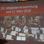 Mitgliederversammlung, 17. März