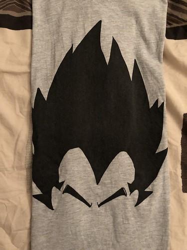 T-Shirt - Vegeta