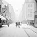 Drottninggatan in snow 2 by fummel