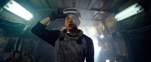Película Ready Player One de Steven Spielberg
