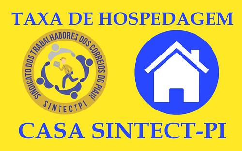 TAXA DE HOSPEDAGEM