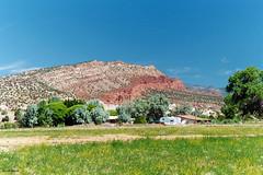 Scenery, San Ysidro, New Mexico