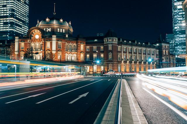 東京車站|Tokyo