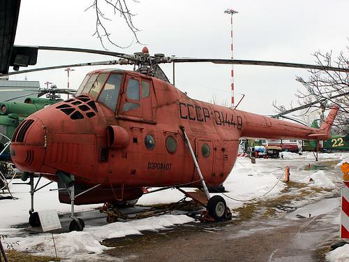 CCCP-31449 Mi-4 Riga-Skulte10-03-18