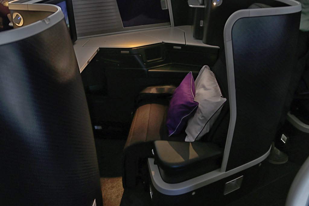 Virgin Australia business class 27