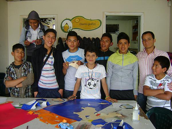 Proyecto 2016: Casa del Joven