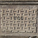 WCC Access Cover, Frome Road, Bradford on Avon, Wiltshire 13 March 2018