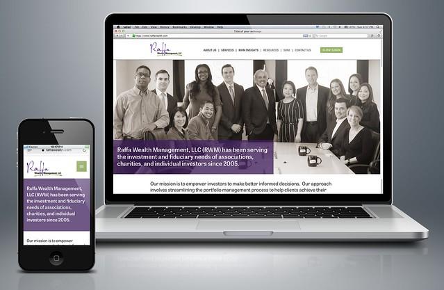 Raffa Wealth Website